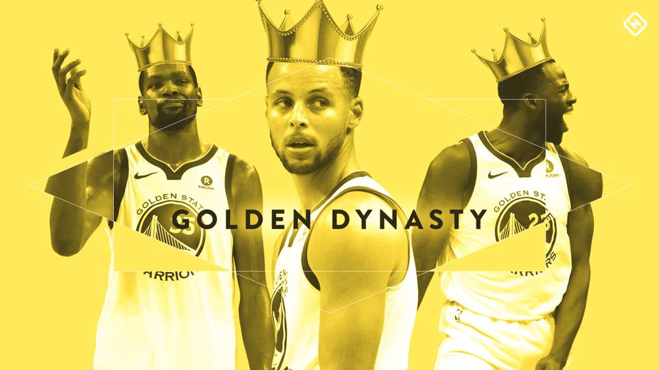 Don't like how Warriors came together? Then you don't know your dynasty history