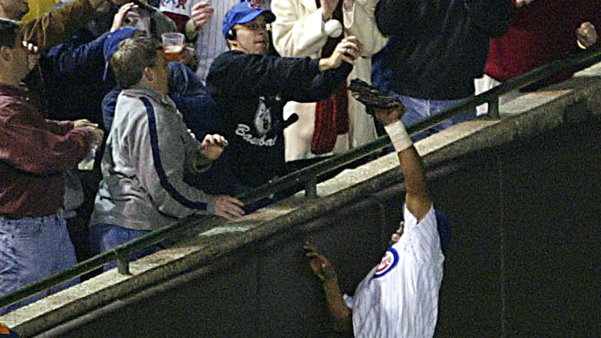 Image result for steve bartman