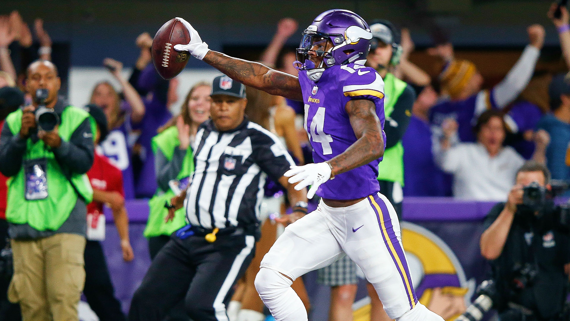 Vikings video of 'Minneapolis Miracle' will give you ...