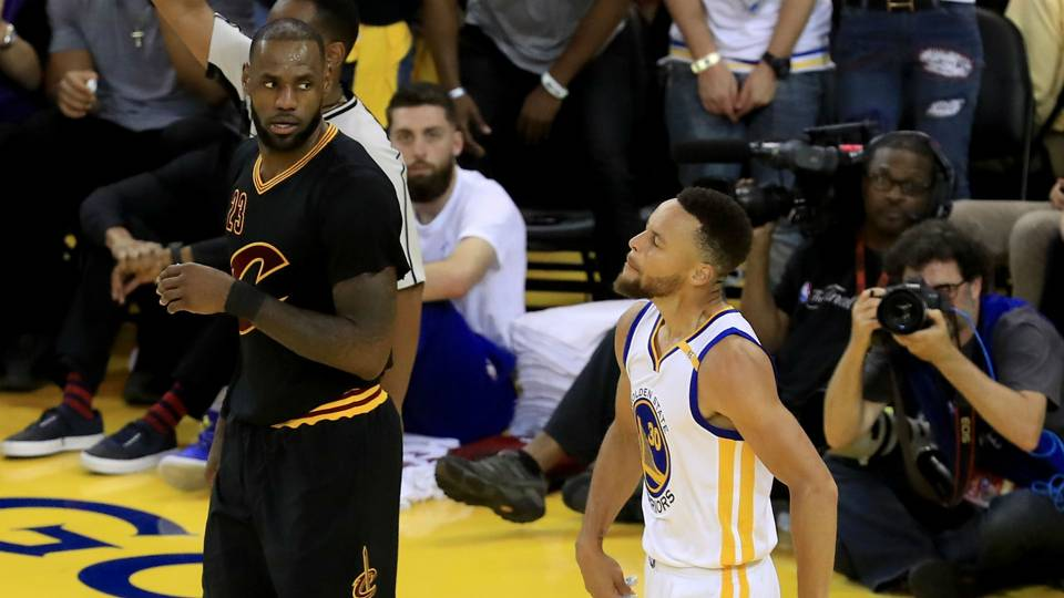 Warriors' Stephen Curry finding NBA Finals redemption, one ankle-twisting play at a time | NBA ...