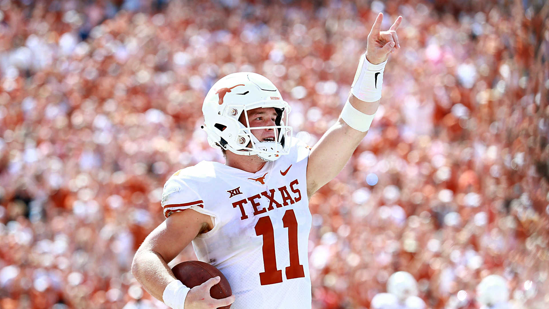 Is Texas back? For Tom Herman, only Longhorns can decide that after Oklahoma win