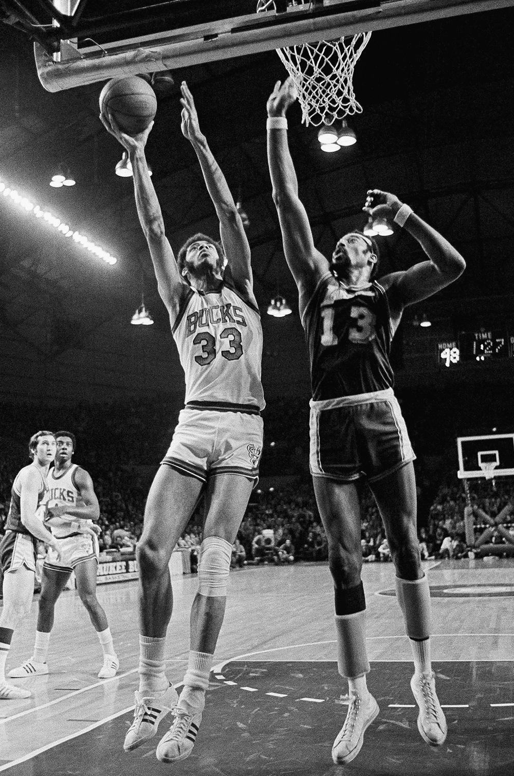 All-Time Milwaukee Bucks