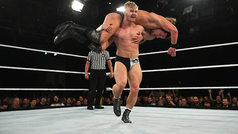 how to become a wwe nxt wrestler
