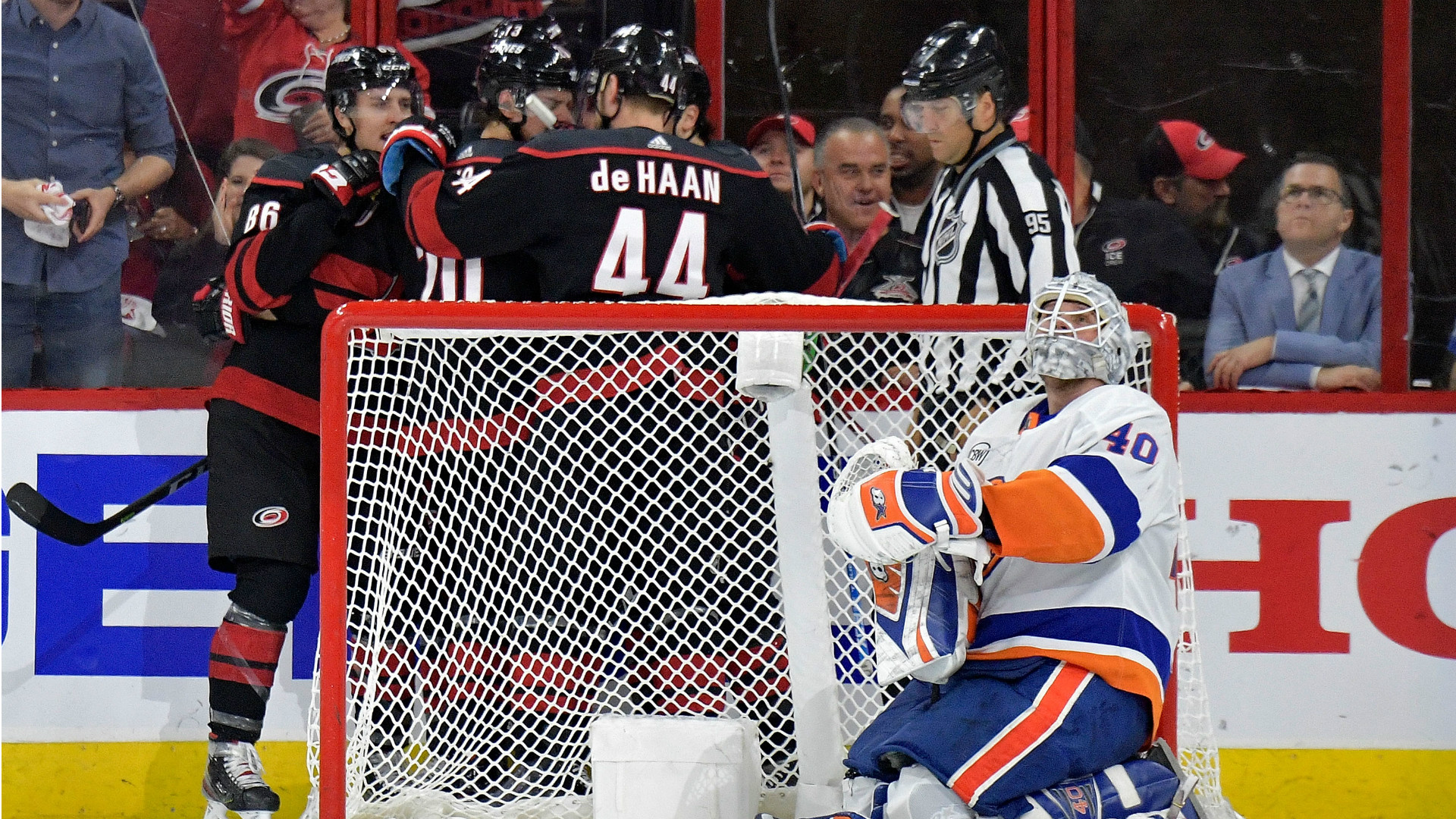 NHL playoffs 2019: Islanders become first team since 1993 to be swept after sweeping previous round
