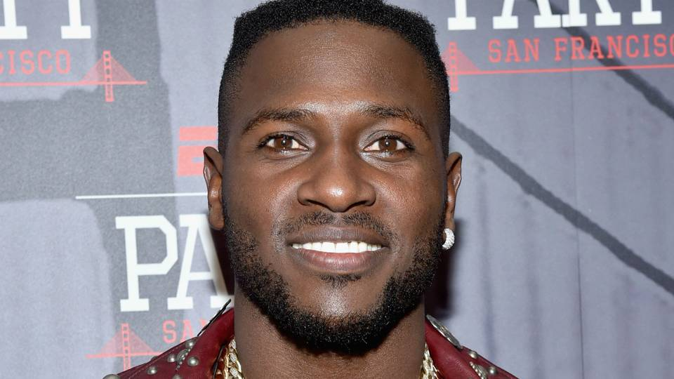 Antonio Brown does his best Weeknd parody for 'Madden 17 ...