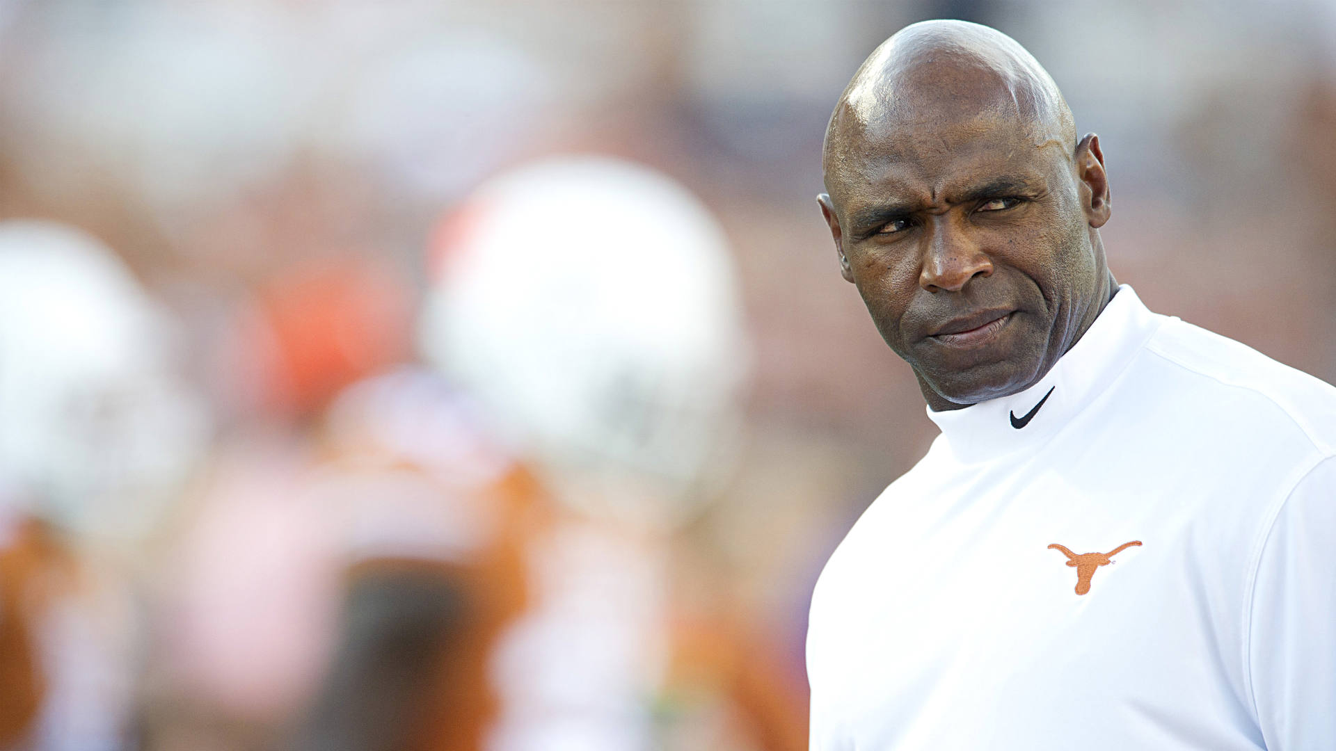 Charlie Strong admits 'I cannot fail' at Texas in uniquely transcendent time