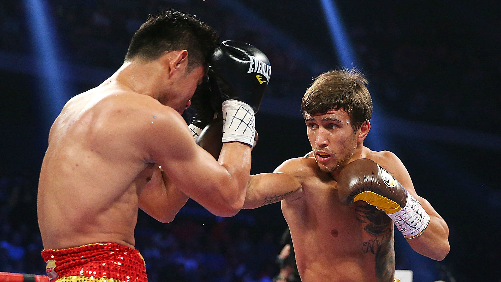 Mayweather vs. Pacquiao undercard headlined by Vasyl Lomachenko