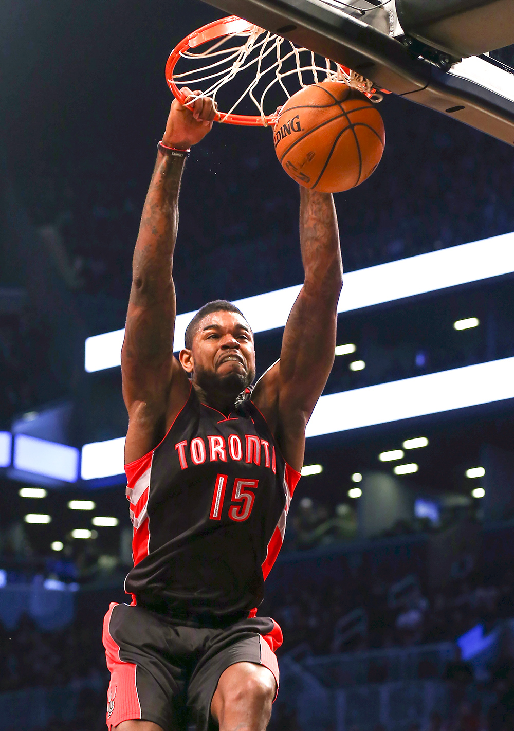 Raptors' slam dunk history: Air Canada in photos