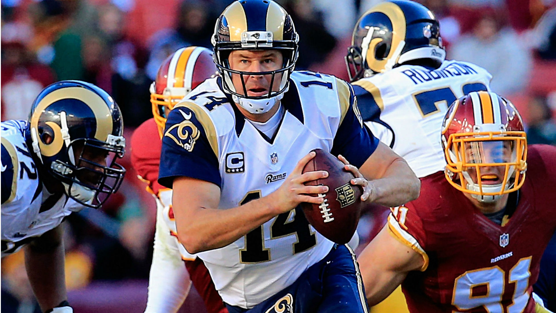 NFL Audit –Rams' late rally adds buzz ahead of 2015