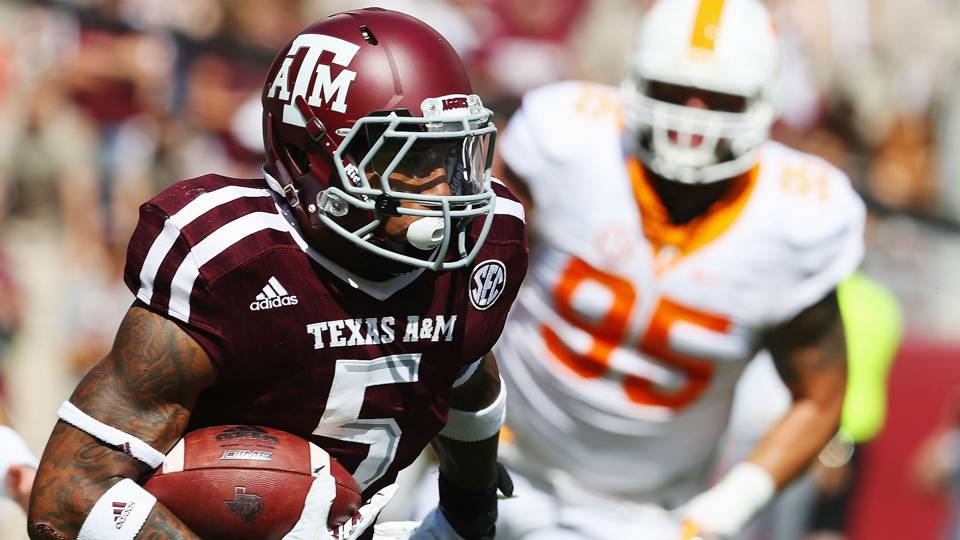 Texas A M Running Back S Family Rescued By Coast Guard In Houston