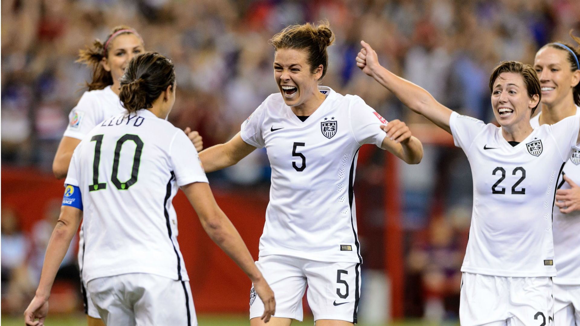 Women's World Cup Final, USA vs. Japan: Day, time, TV channel