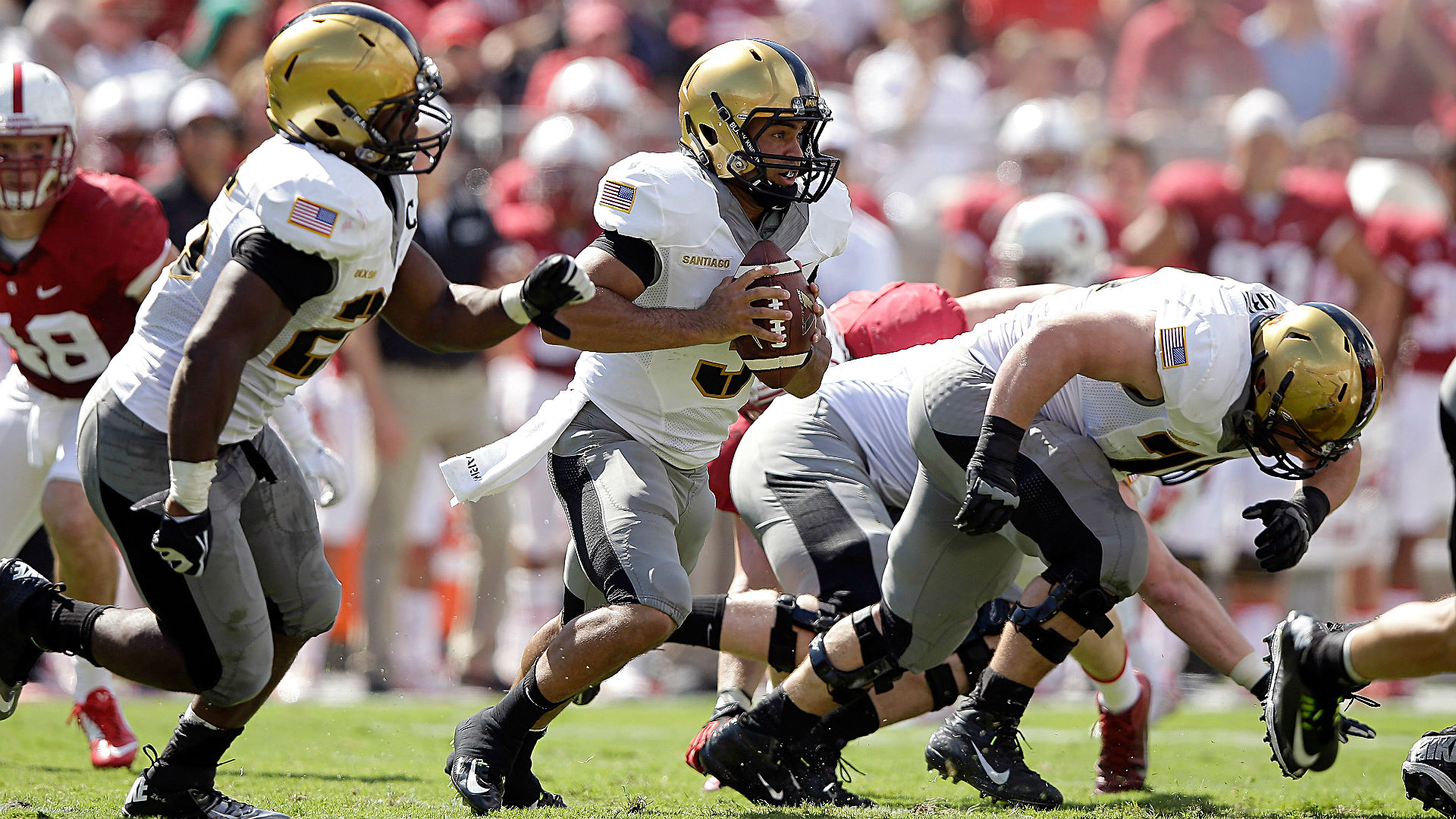 AccuScore forecasts 115th Army-Navy game - Midshipmen looking for lucky No. 13