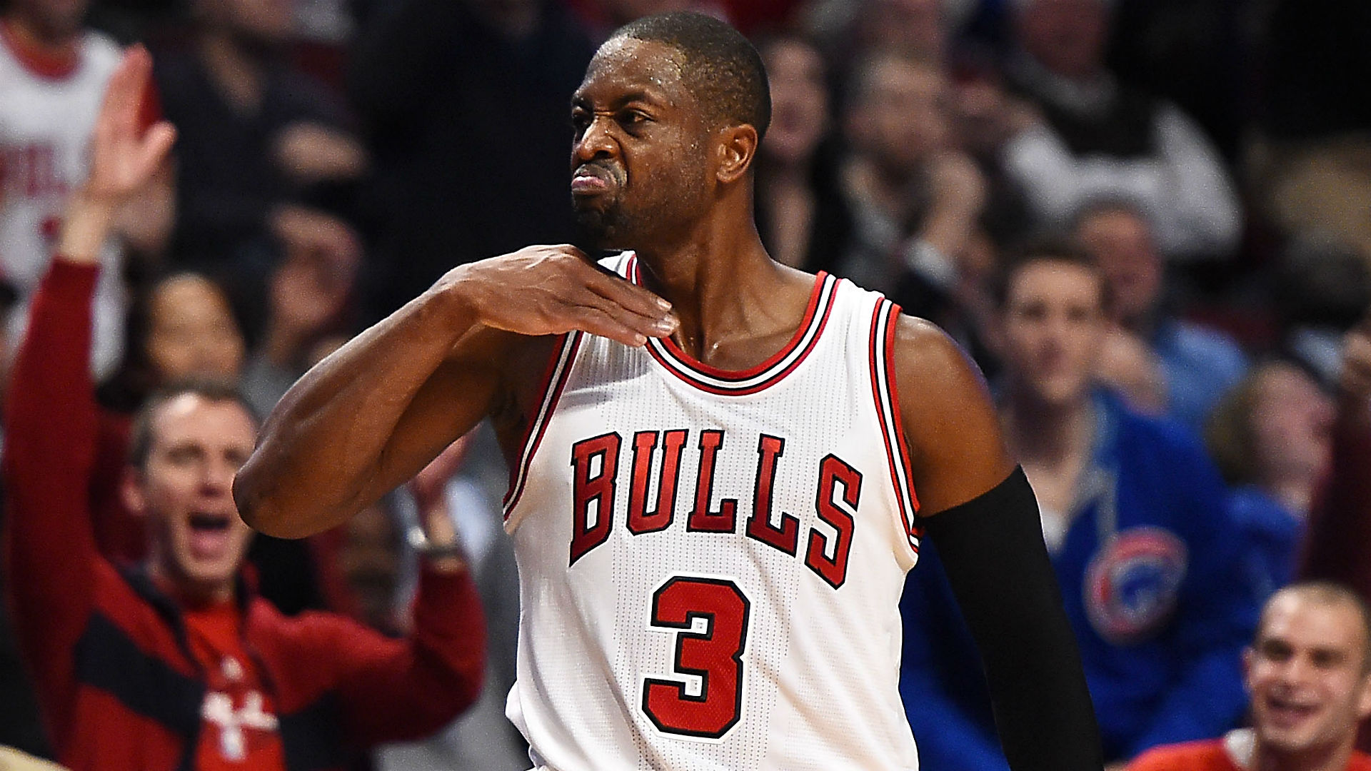 Dwyane Wade says he was ejected because he told the truth