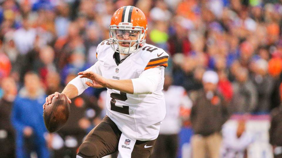 Johnny Manziel FTR