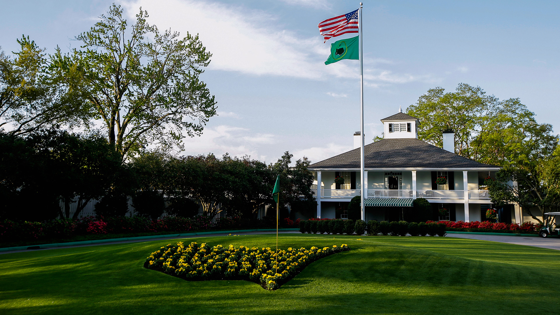Masters sunday coverage