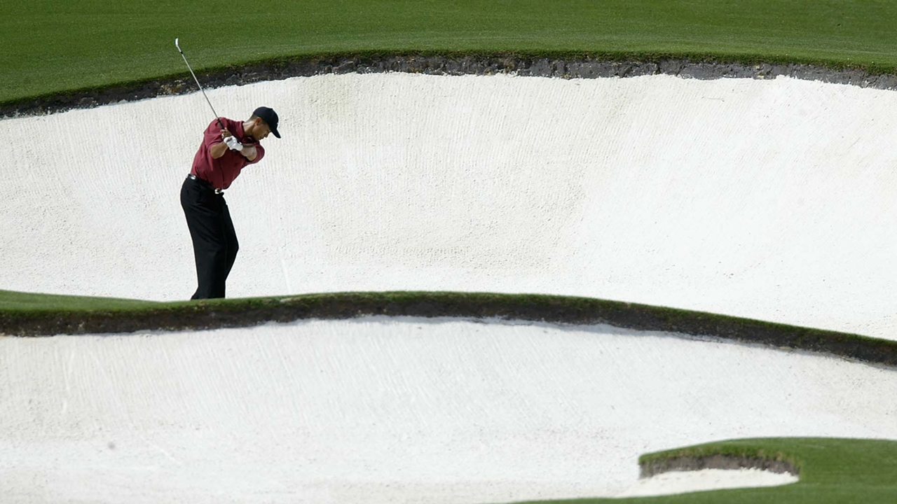 Photos: Tiger Woods\' career in pictures | Sporting News