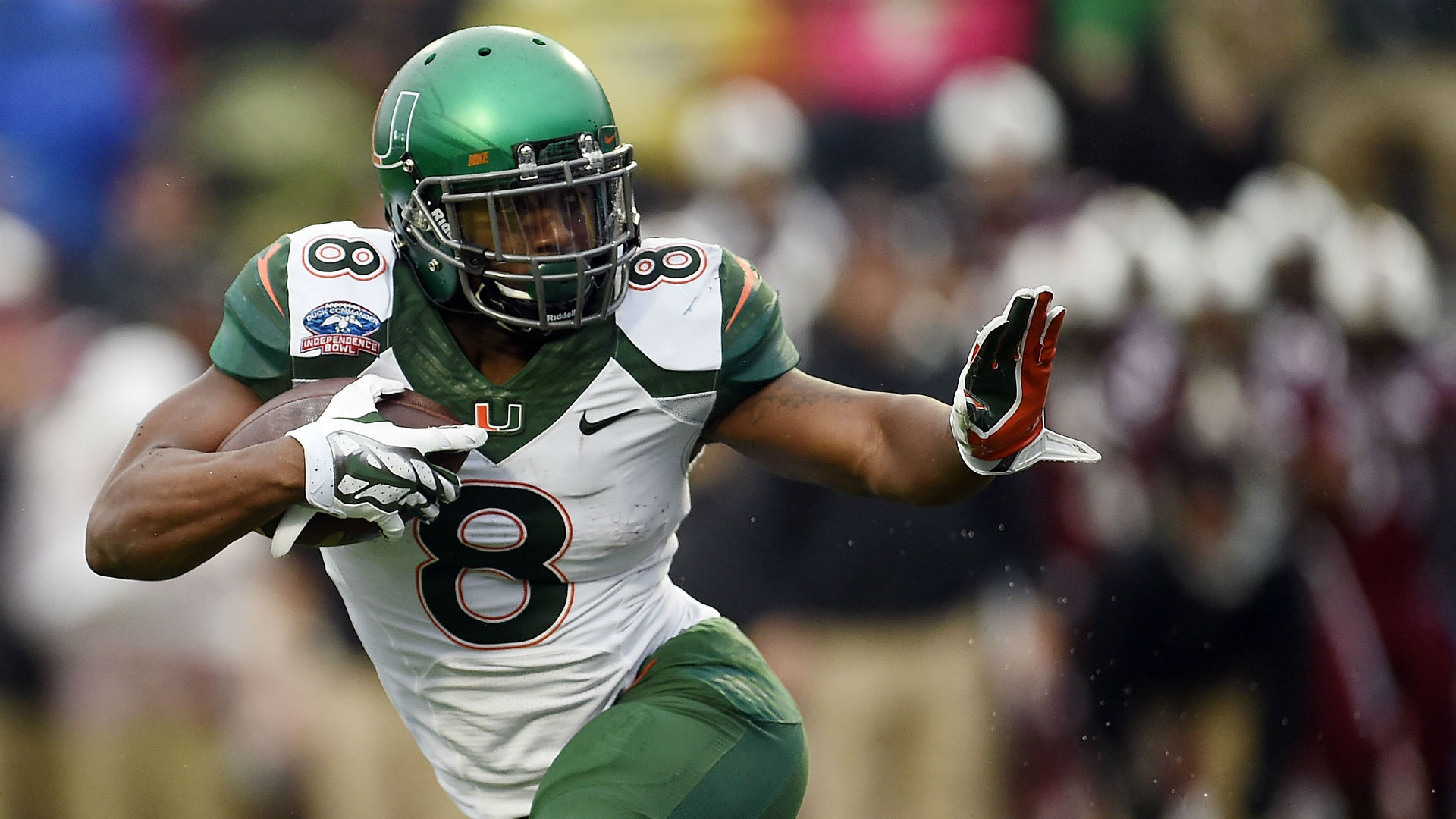NFL Rookie Scouting Report: Duke Johnson, RB, Browns