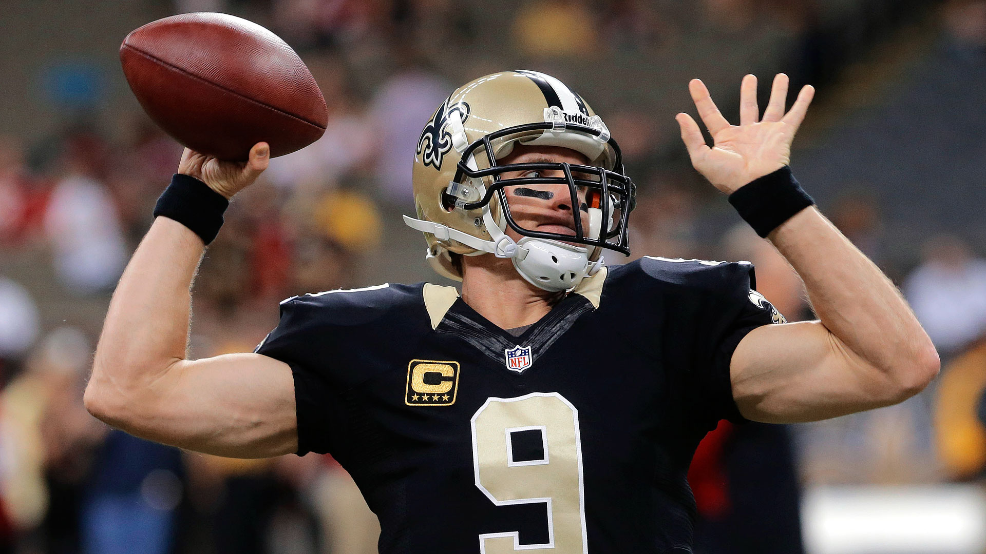 Featured fantasy football matchup: Saints at Seahawks