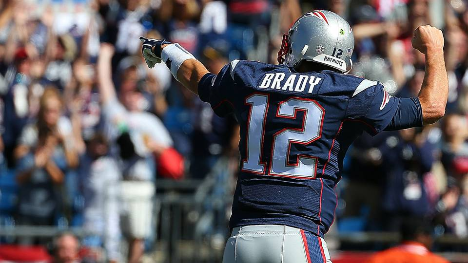 Tom Brady - 092715 - Getty - FTR
