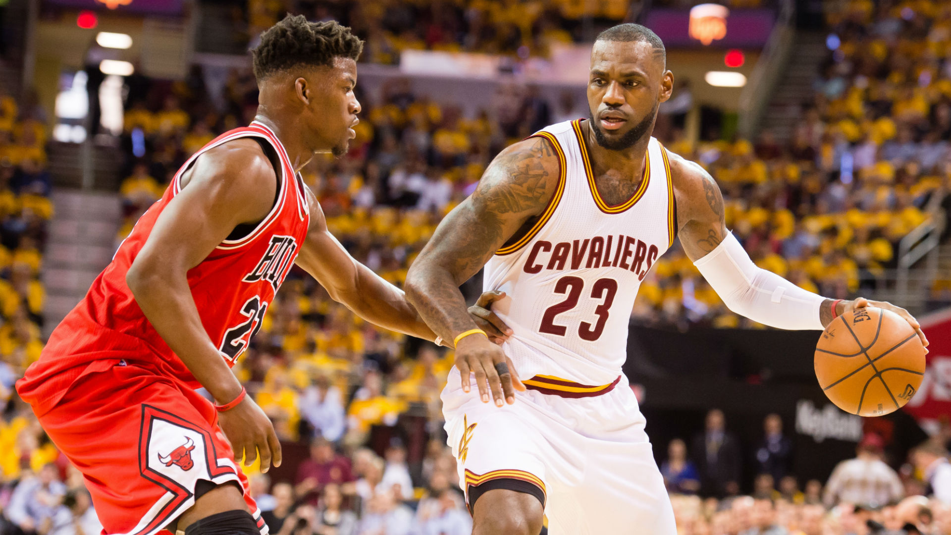 LeBron James on Game 2: 'I might have to change my mindset'
