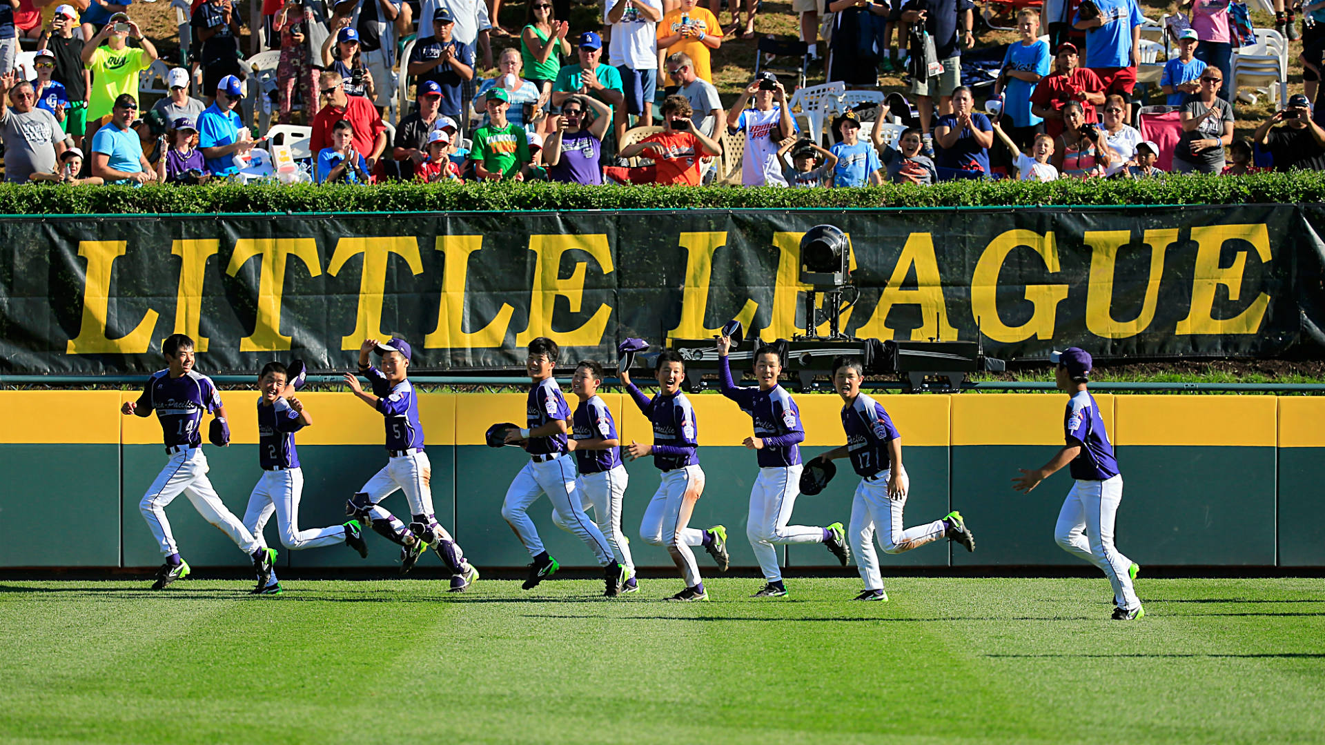 little league world series 2015: dates, times, tv schedule | mlb