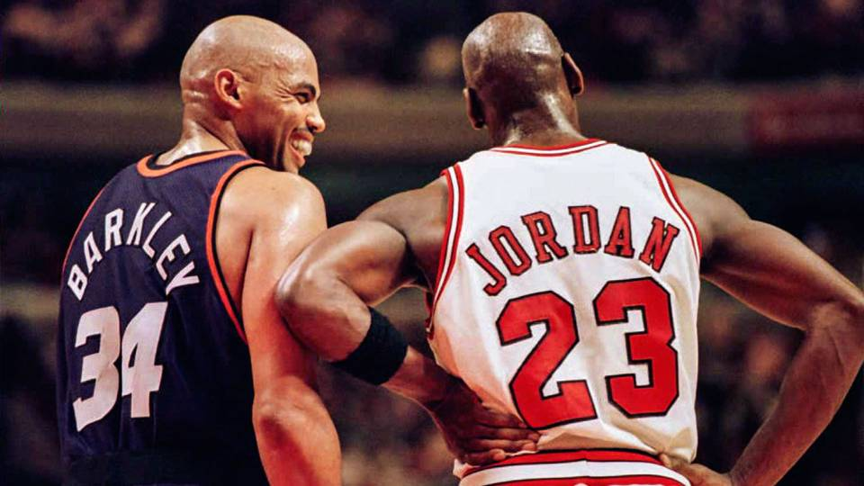59c1c9cc13ad Charles Barkley wants to clear up chumminess with Michael Jordan during  1993 NBA Finals