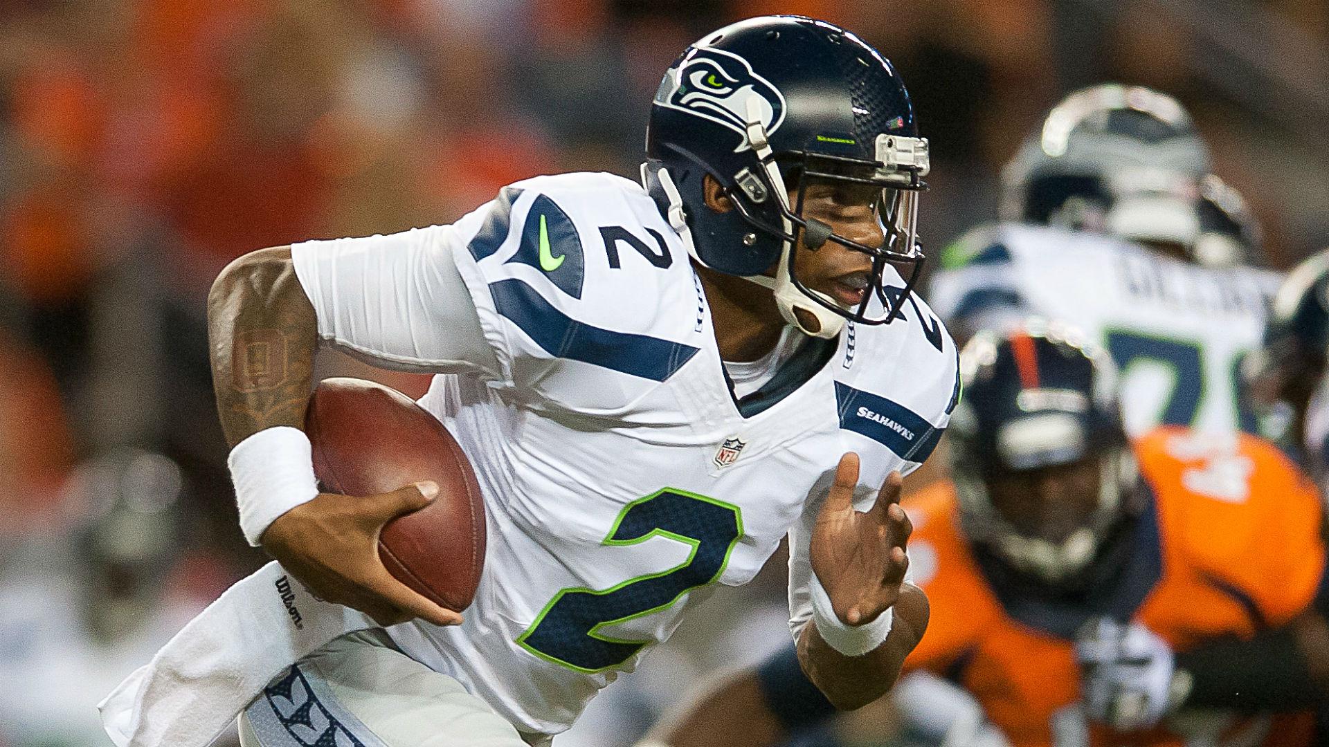 Chiefs release quarterback Terrelle Pryor