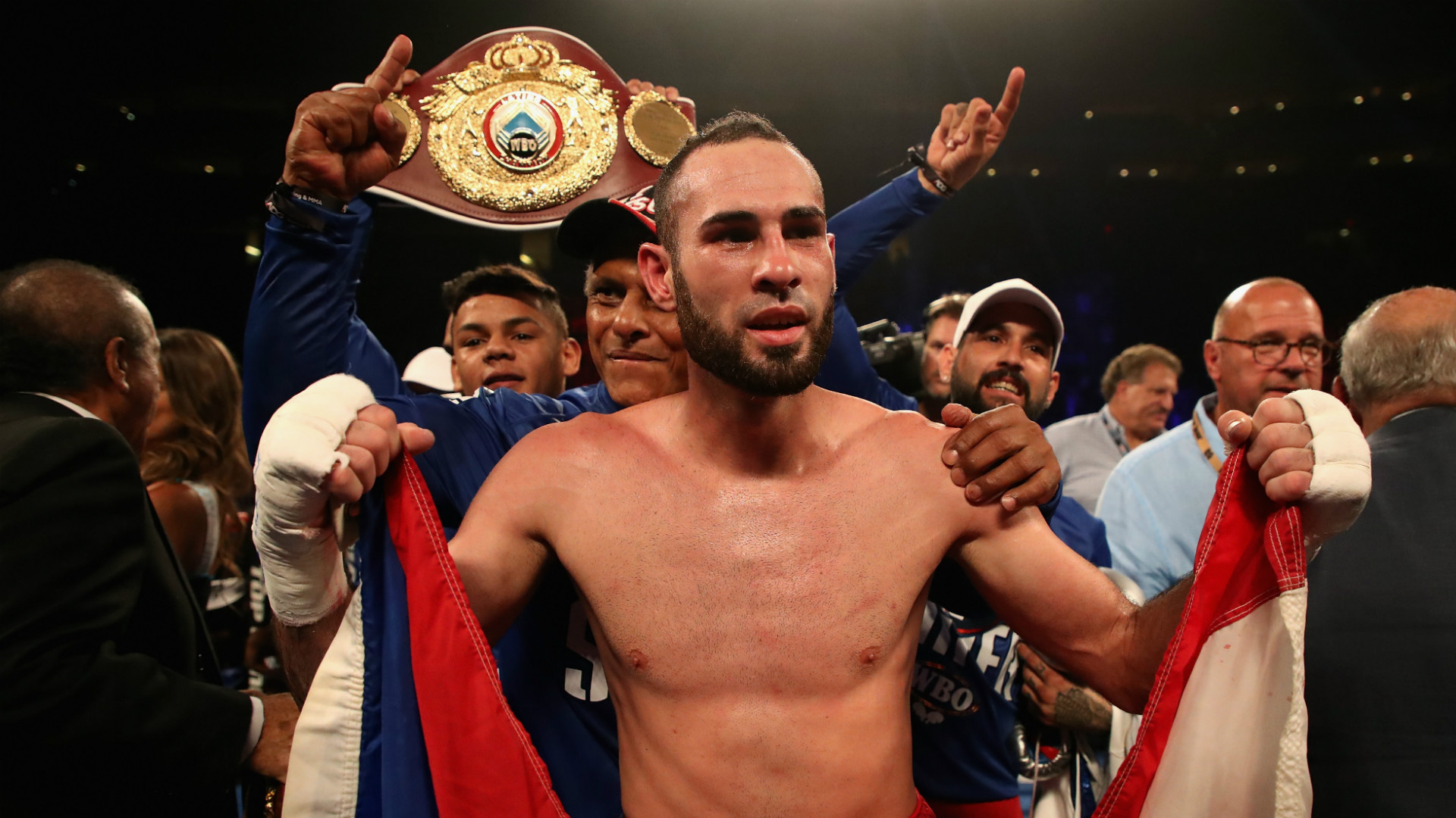 Jose Pedraza intent on silencing doubters again when he fights Vasiliy Lomachenko
