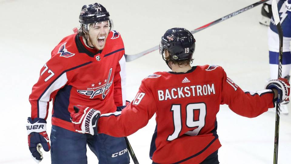 NHL playoffs 2018  A  different  Capitals team faces another familiar demon  — Game 7 aa9aea09f19