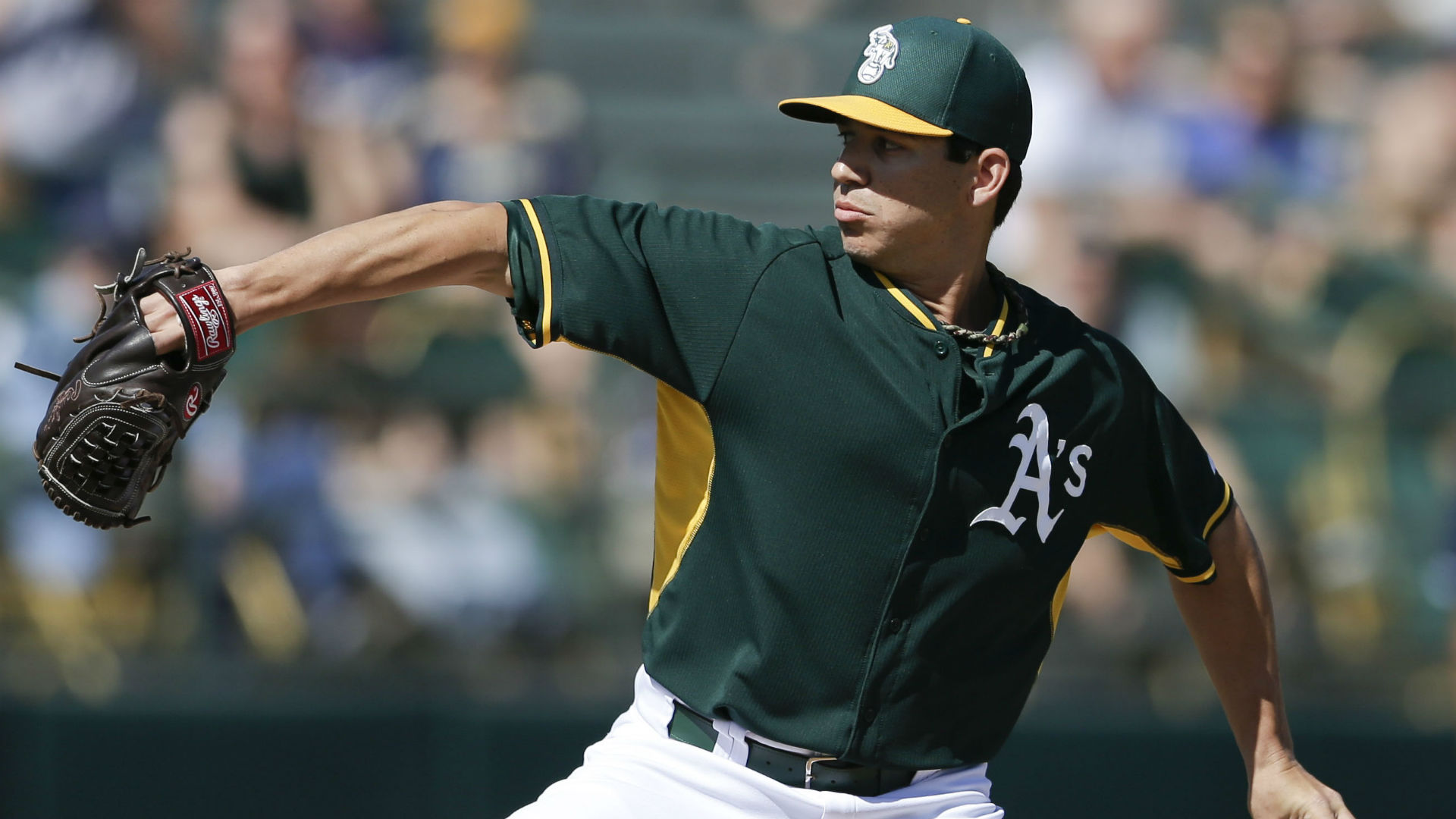 Athletics pitchers Jarrod Parker and A.J. Griffin to begin year on D.L.