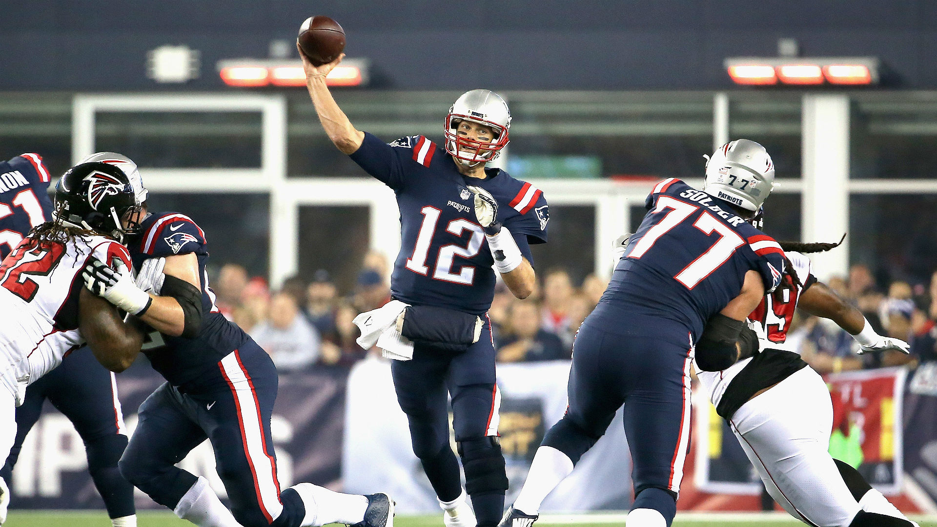 Falcons vs. Patriots: Score, results, highlights from ...