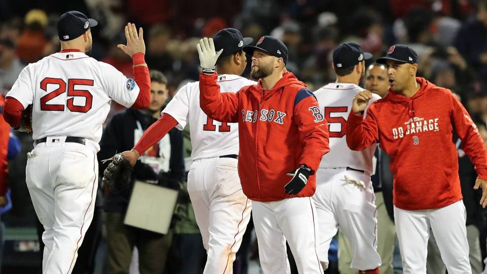 Pressure s on Red Sox to win World Series 65ad6dba66e