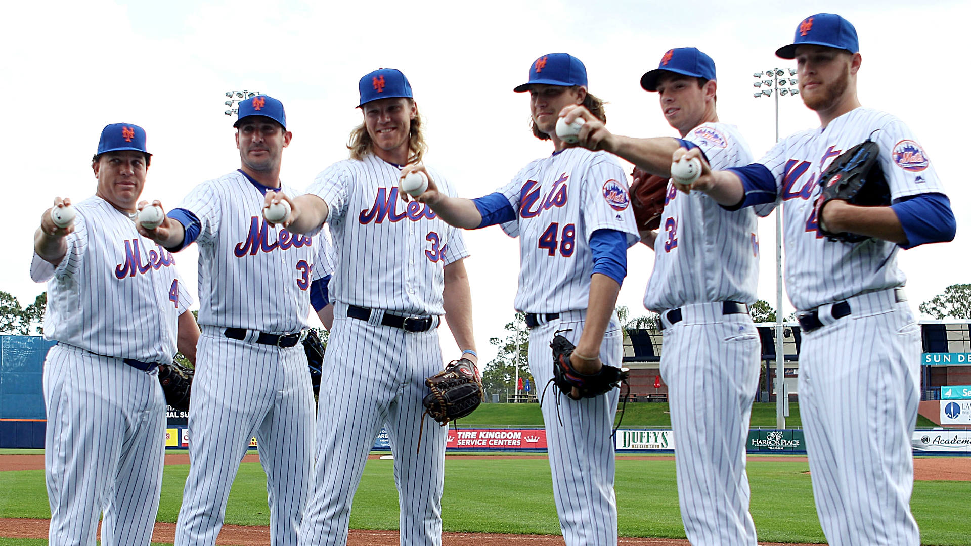 mets world series pitcher gallery