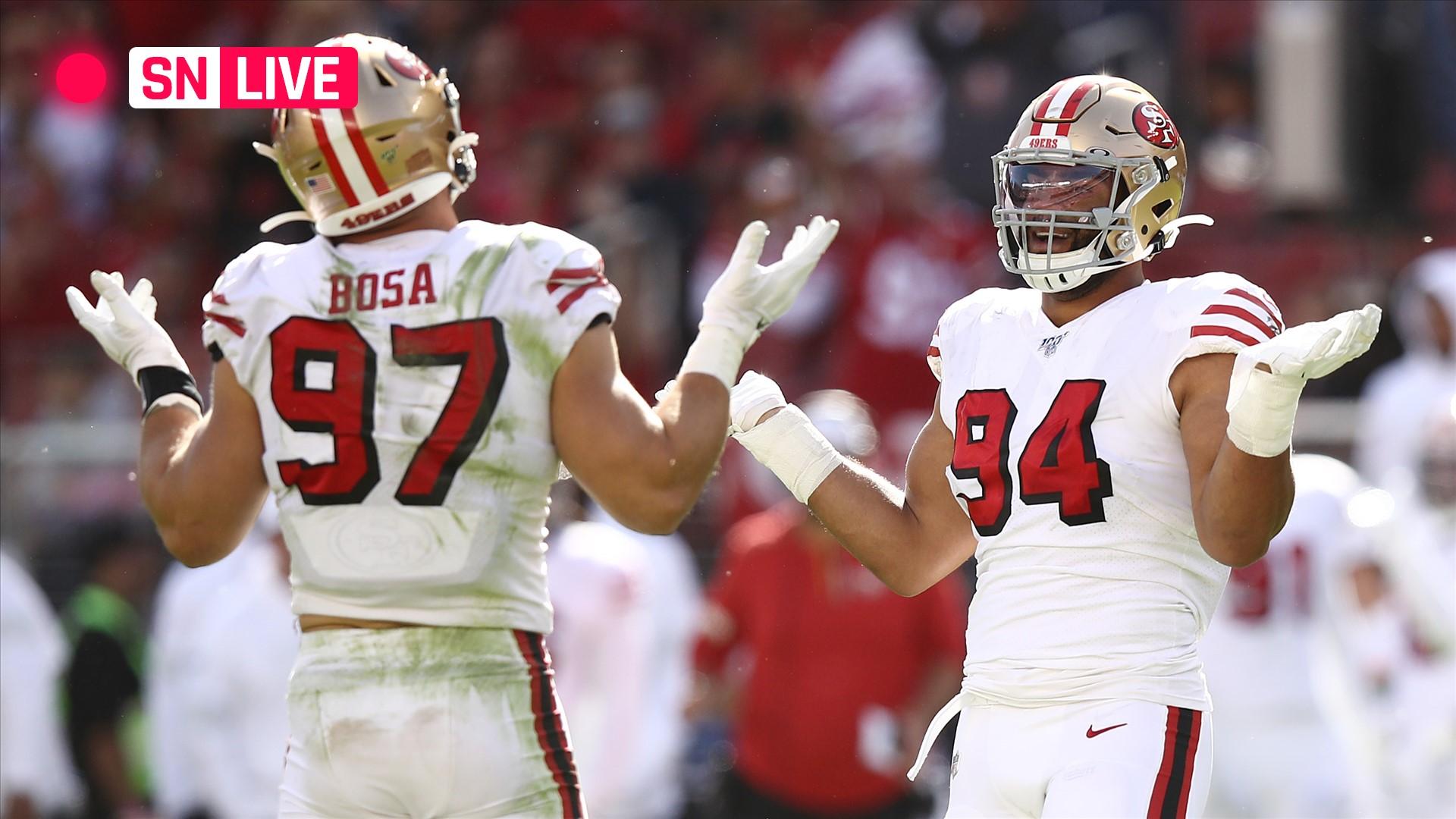 49ers vs. Cardinals: Live score, updates, highlights from 'Thursday Night Football'