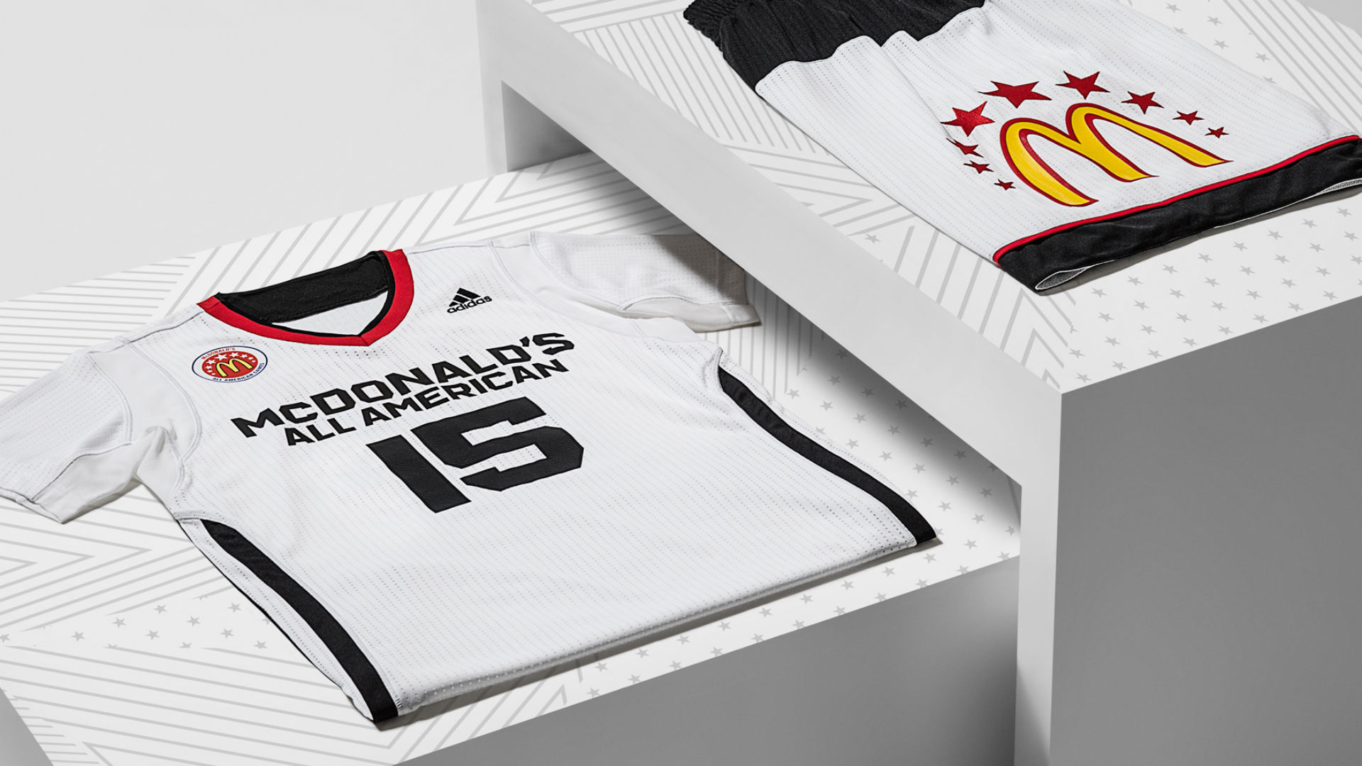 e1d8e158f6 adidas releases 2015 McDonald s All-American uniforms
