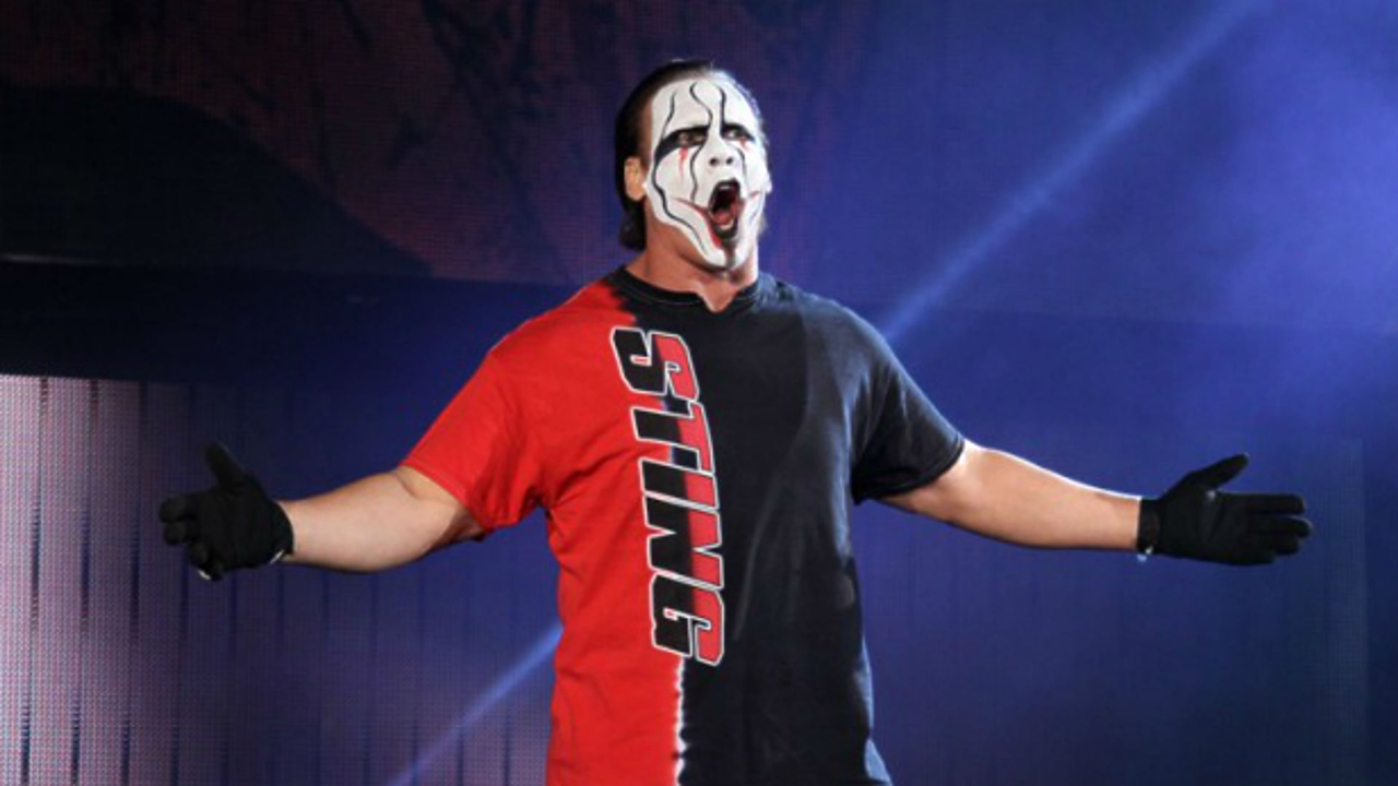 the best and worst moments of sting s career in wcw tna and wwe