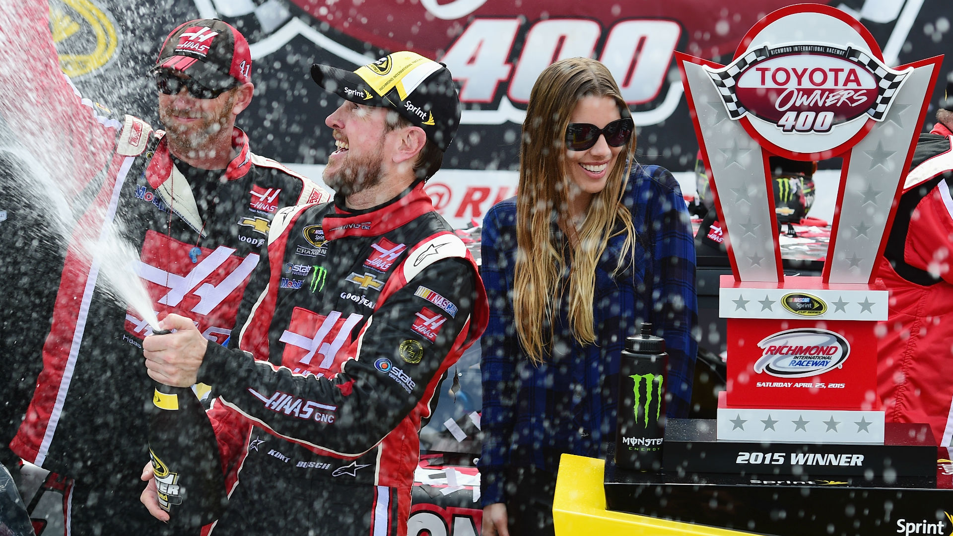 Toyota Owners 400 results: Kurt Busch gets first win of season