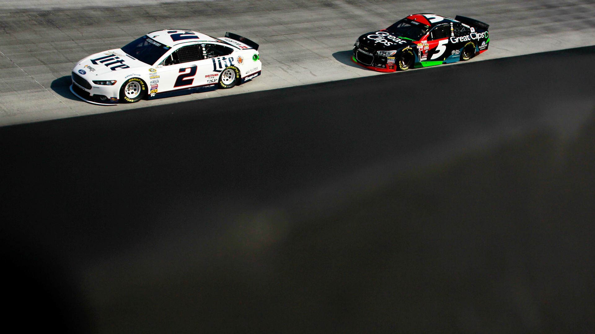 Is the bottom groove at Bristol getting faster?