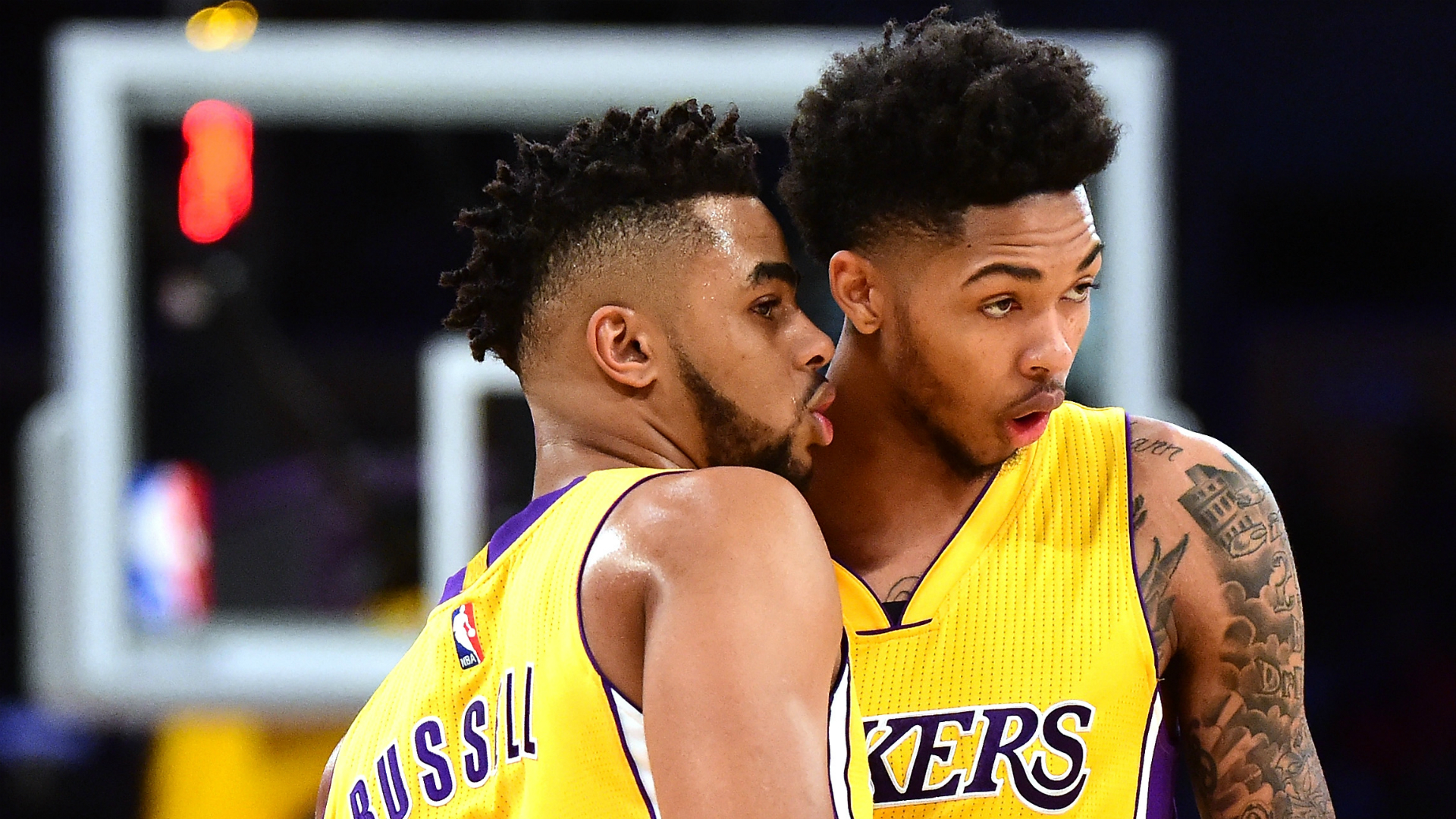 NBA trade rumors: Lakers have no plans to trade young core that has scouts raving