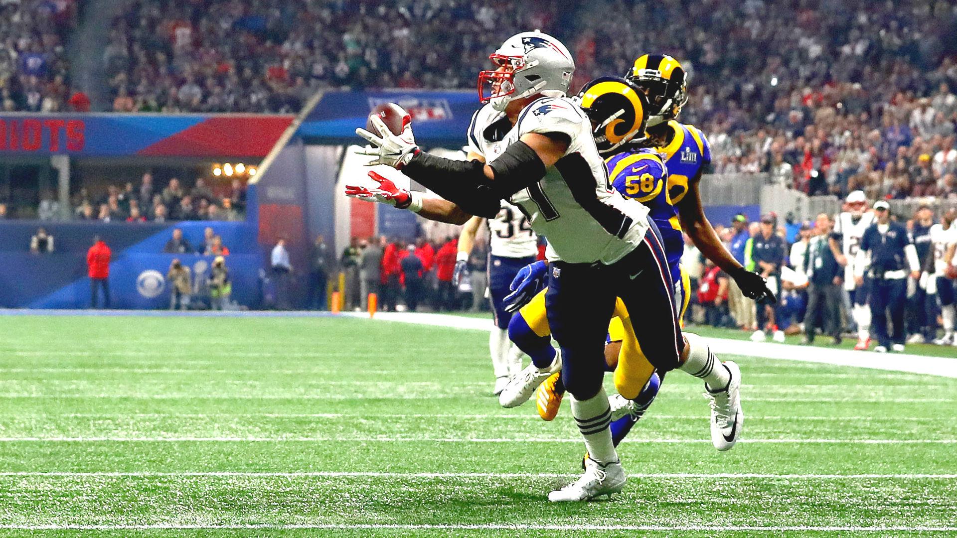 Former Wildcat Rob Gronkowski captures third Super Bowl