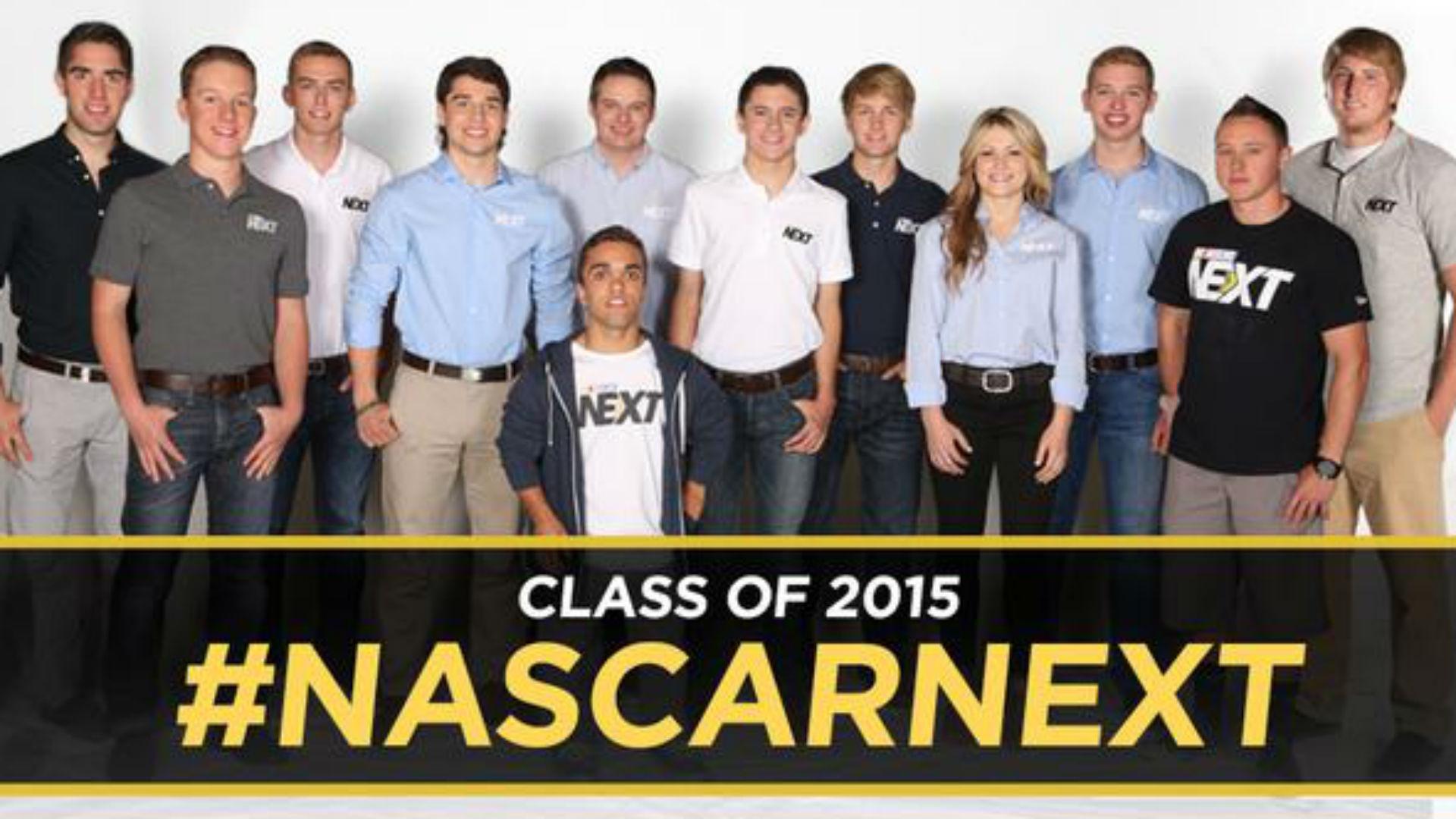 NASCAR announces 2015 Next class