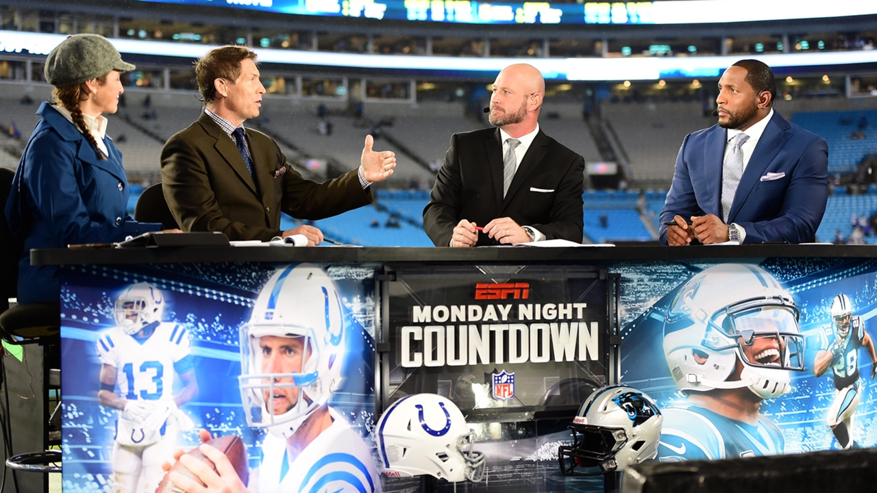 Nfl expected to consider future sunday night playoff games espn - The Purge Who S In Who S Out On Espn S Nfl Pregame Shows Sporting News
