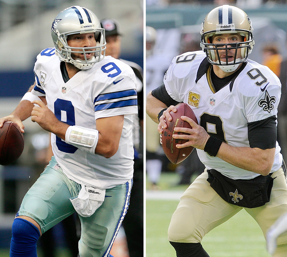 Featured fantasy football matchup: Cowboys at Saints