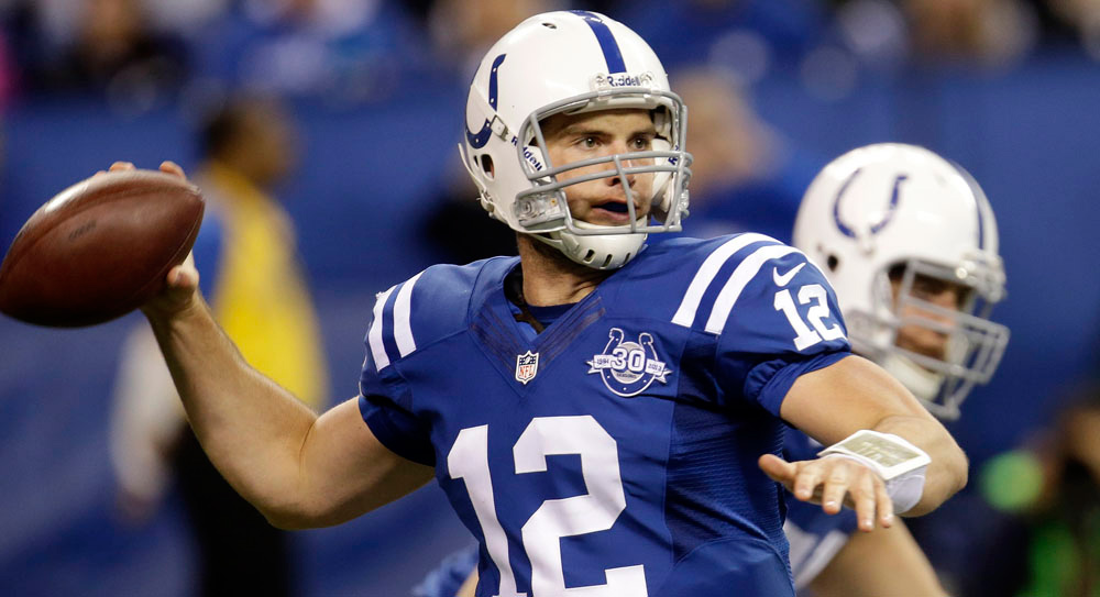 Fantasy football matchup: Colts at Texans