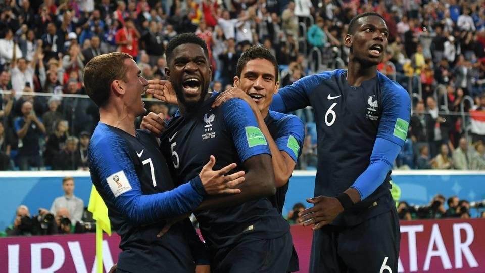 France World Cup FTR