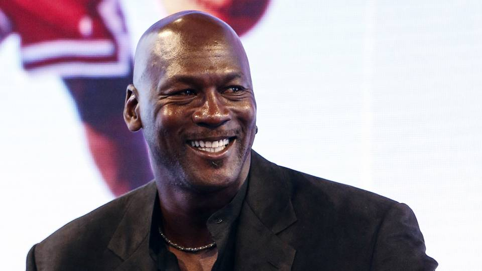 The internet tries to interpret Michael Jordan's 'the ceiling is the roof' | NCAA Basketball ...