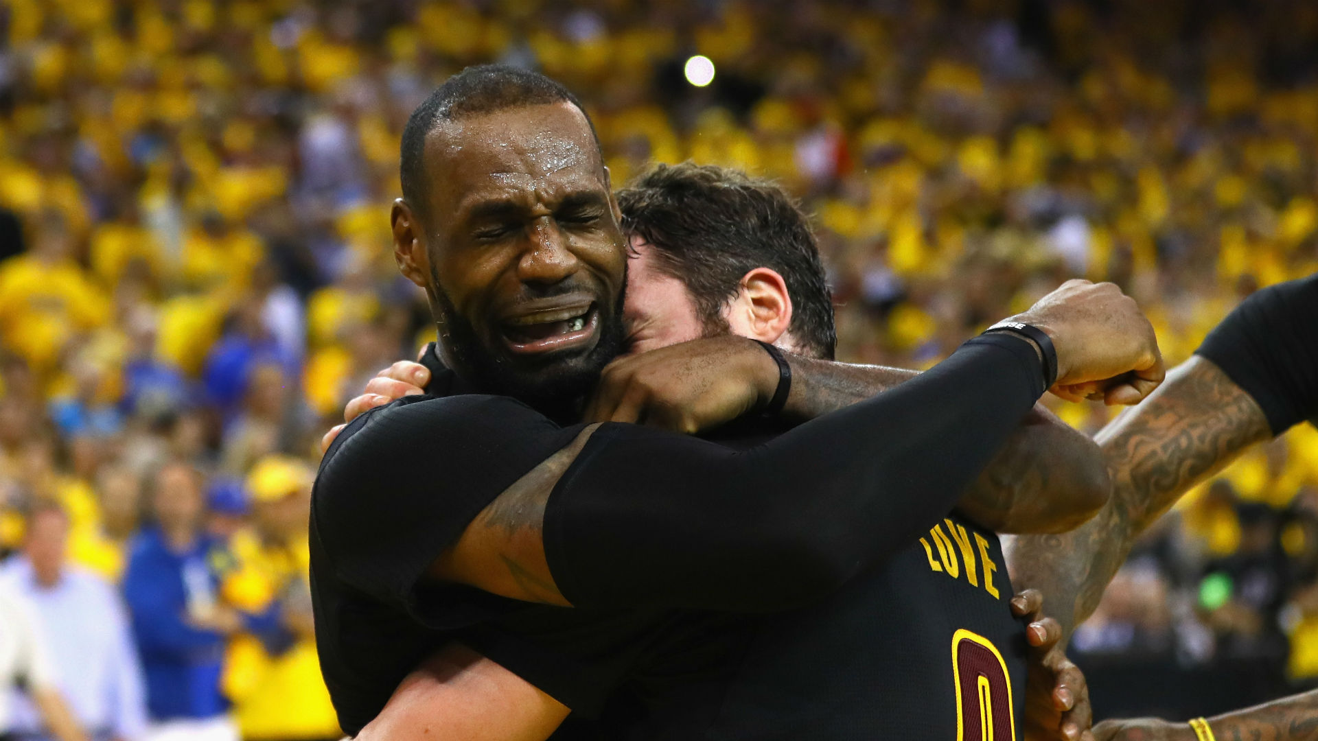 This is the only LeBron James NBA Finals hype video you ll ever