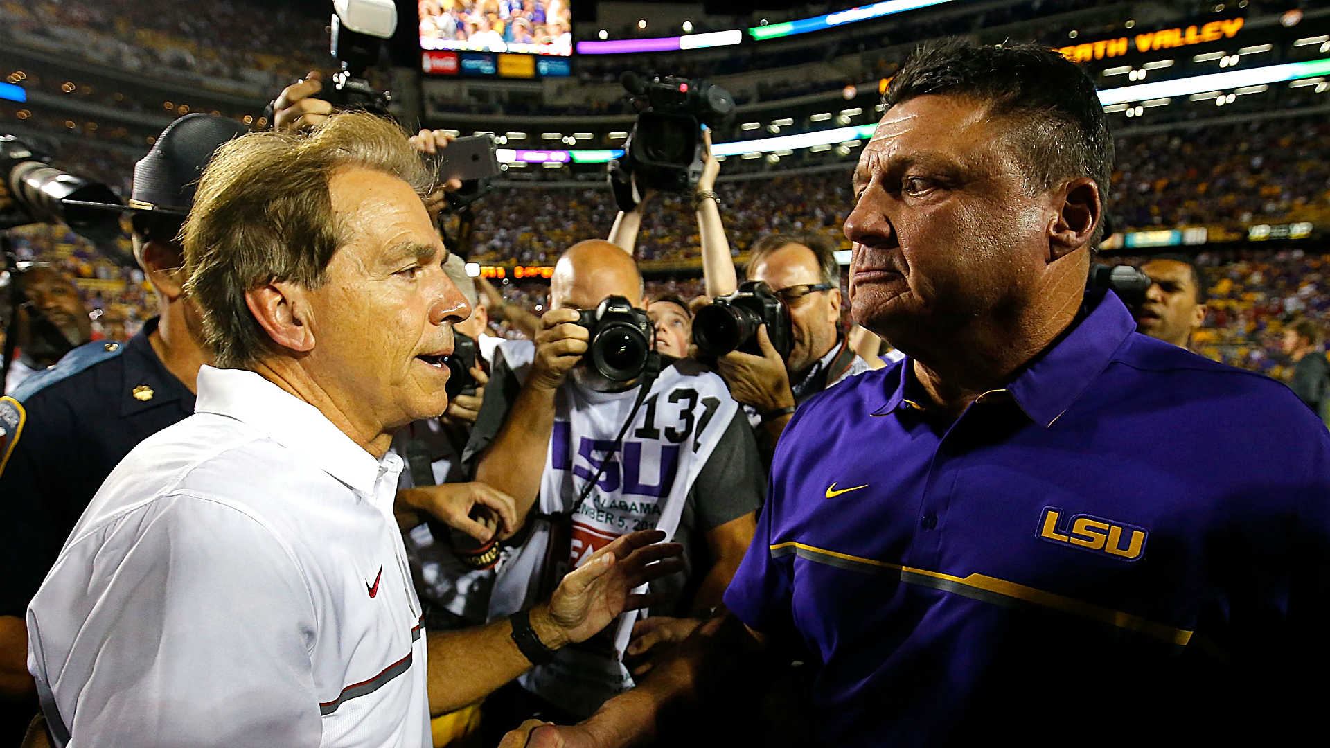 LSU vs. Alabama: Everything you need to know for huge SEC matchup