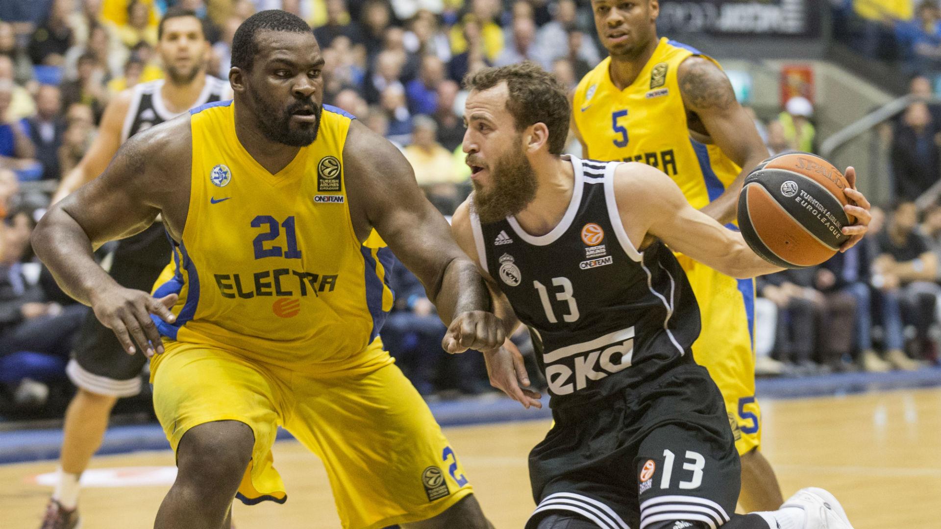 ... Israel Professional Basketball Getty Ftr