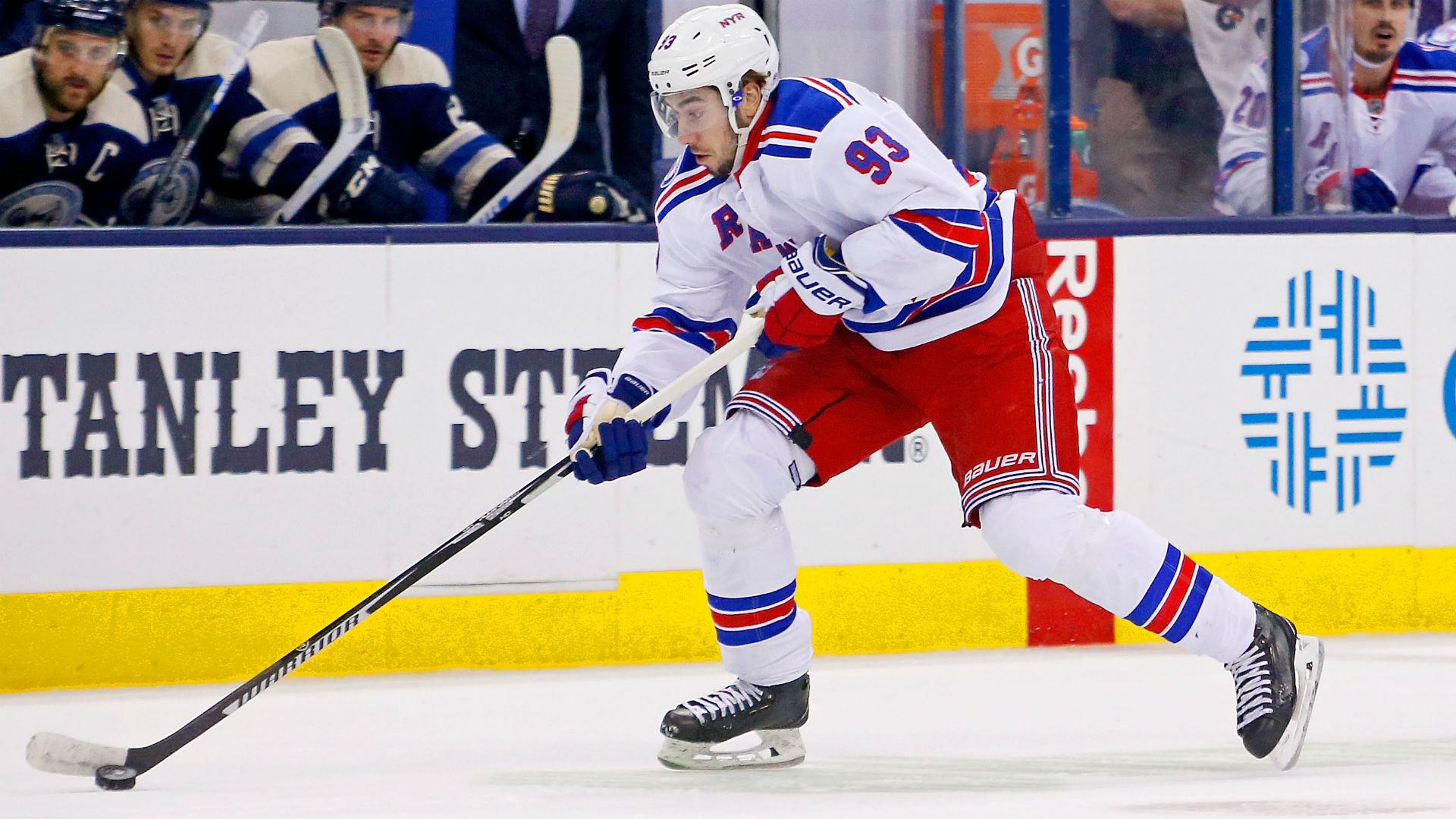 Rangers sign Mika Zibanejad to 5-year, $26.75 million contract extension